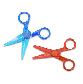 Melissa + Doug | Child-Safe Scissor Set