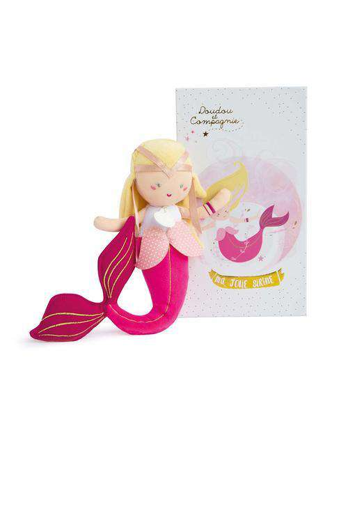 DouDou ET Compagnie Paris ~ Mermaid May