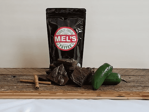 Mel's Toffee | Mexican Hot Chocolate