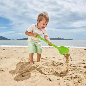 Hape | Beach Sand Mighty Shovel - Red