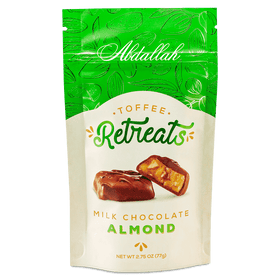 Abdallah Chocolate | Retreats ~ Milk Chocolate Almond