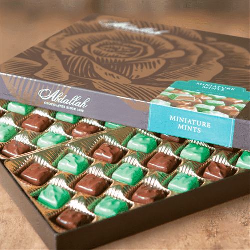 Abdallah Chocolate ~ Mini Mints