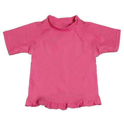 My Swim Baby UV Shirt | Dark Pink