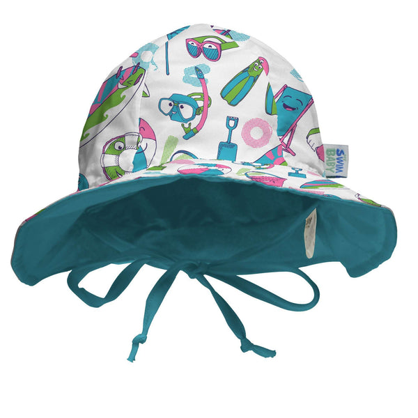 My Swim Baby Hat | Salty Toes