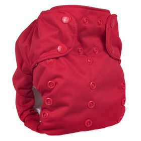 Smart Bottoms | Dream Diaper 2.0 ~ Basic Red