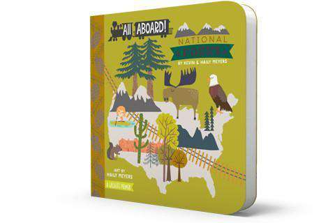 BabyLit Book | All Aboard! National Parks