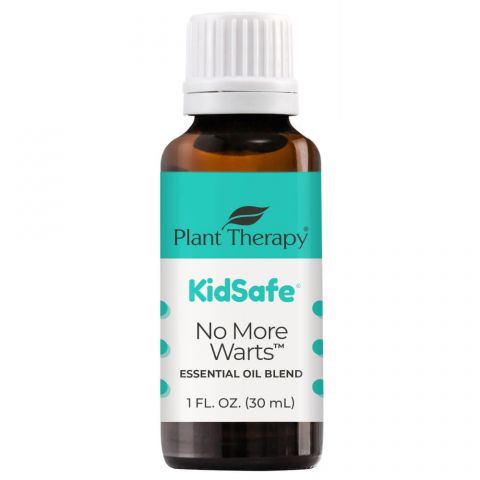 Plant Therapy | Kid Safe Essential Oil ~ No More Warts