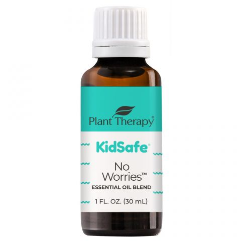 Plant Therapy | Kid Safe Essential Oil ~ No Worries