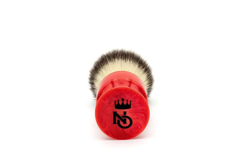 Noble Otter Soap Co.~ Synthetic Shave Brush - 26 MM