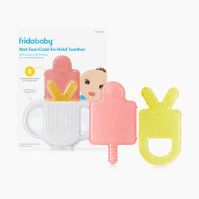 FridaBaby | Not-Too-Cold-To-Hold Teether