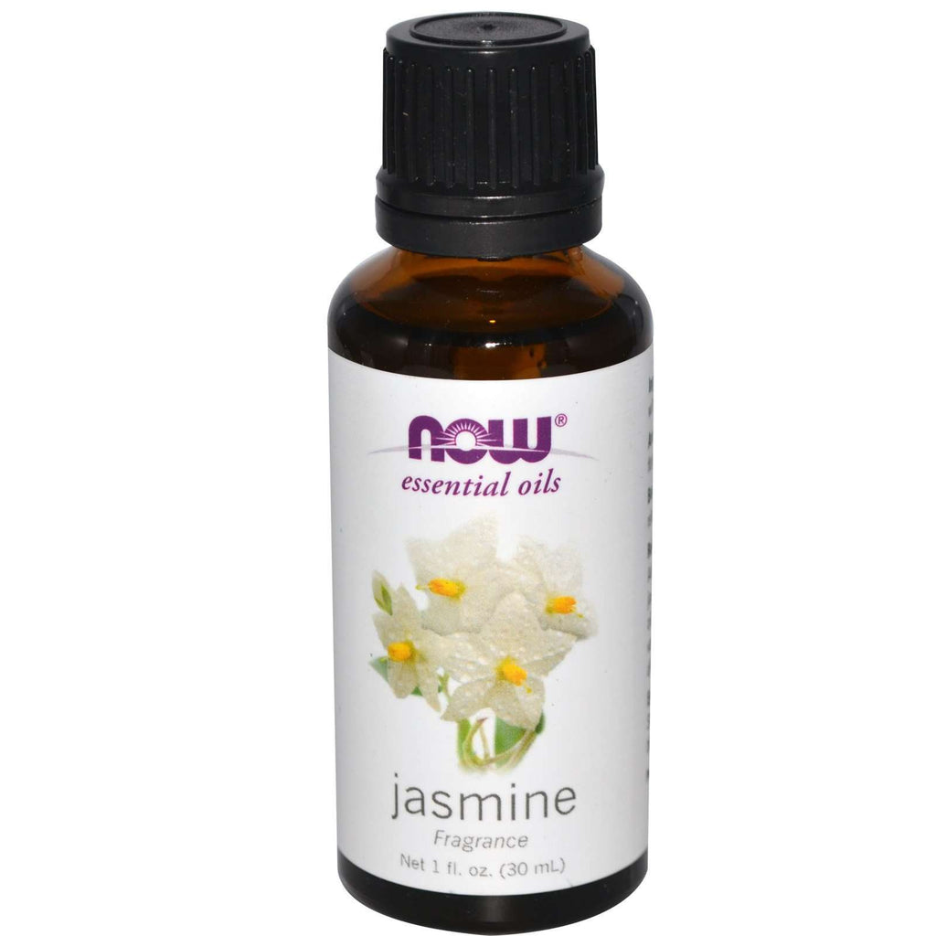 Now Solutions | Jasmine Oil - 1 oz.
