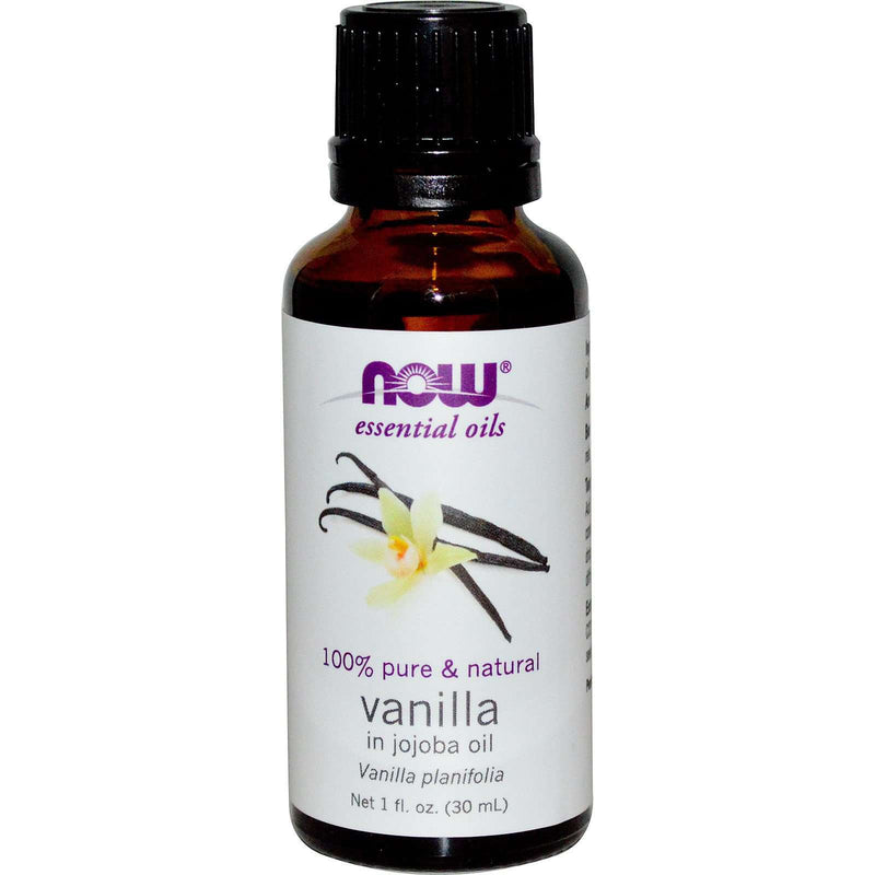 Now Solutions | Vanilla Oil 1oz