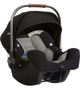 Nuna Pipa Infant Car Seat + Base ~ Caviar