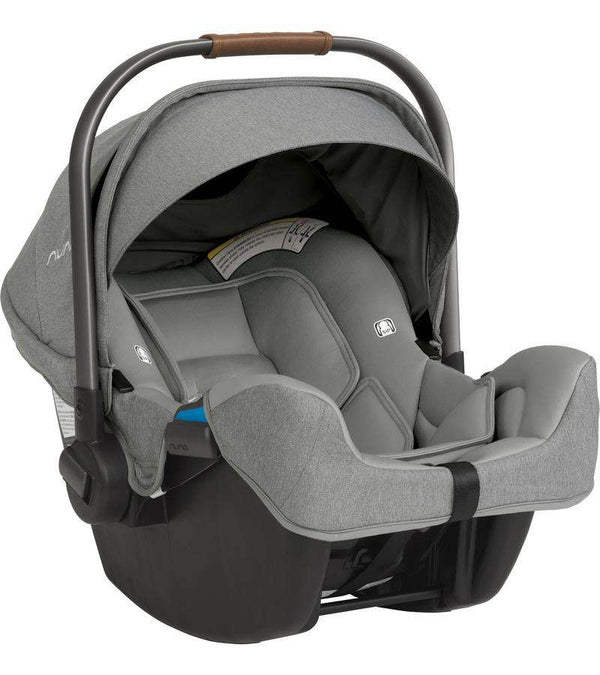 Nuna Pipa Infant Car Seat + Base ~ Frost