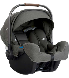 Nuna Pipa Infant Car Seat + Base ~ Granite