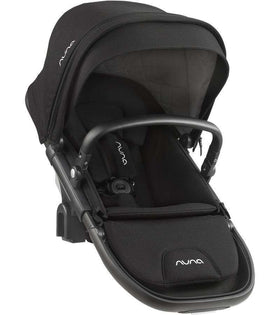 Nuna DEMI™ grow sibling seat (with raincover) | Caviar