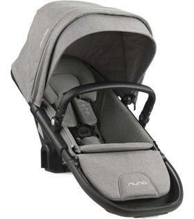 Nuna DEMI™ grow sibling seat (with raincover) | Frost
