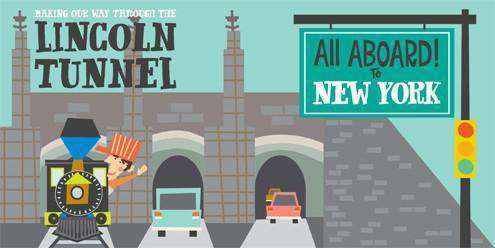 BabyLit Book | All Aboard! New York