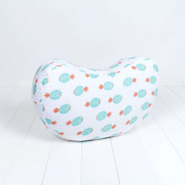 Bebe au Lait | Nursing Pillow Slipcover ~ Muslin Cotton Oahu