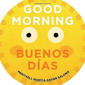 BabyLit Book | Good Morning - Buenos Días