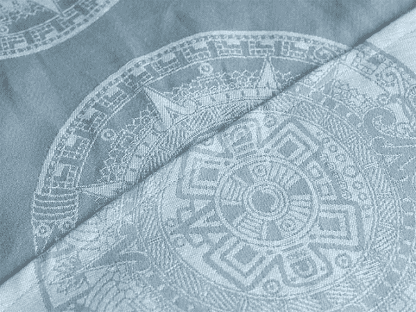 Oscha Woven Wrap | Mexica Jadis (cotton/hemp blend) *final sale*