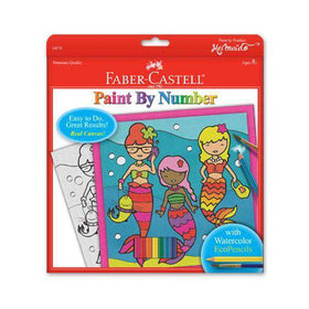 Faber - Castell | Paint By Number ~ Mermaid
