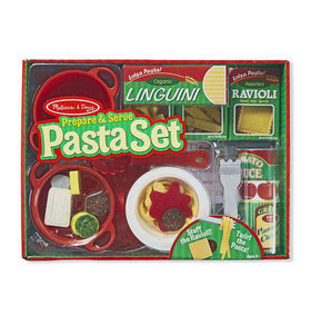 Melissa & Doug | Prepare & Serve Pasta Set