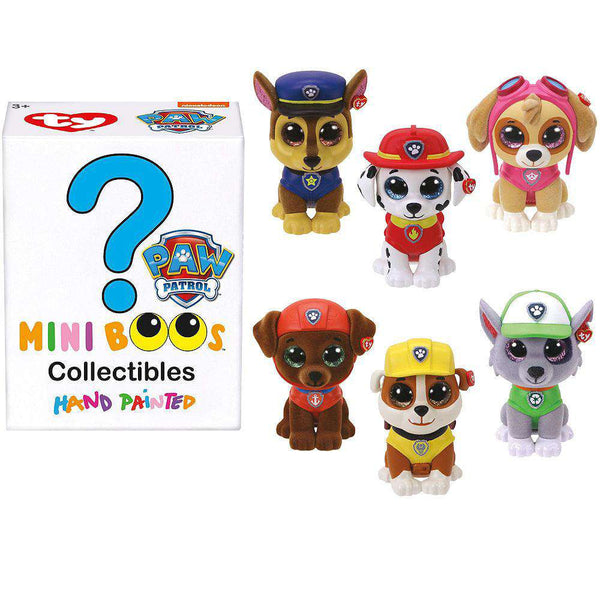TY Beanie Babies | Mini Boos ~  Paw Patrol Collectibles