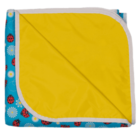 Smart Bottoms Beach Blanket | Little Ladybugs