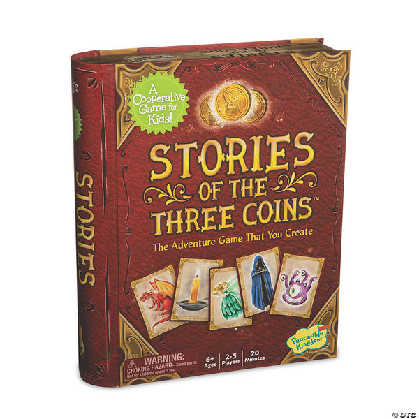 Peaceable Kingdom | Board Games ~ Stories of the Three Coins