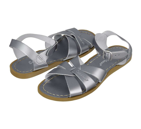 Salt Water Original Sandal | Pewter (women's)