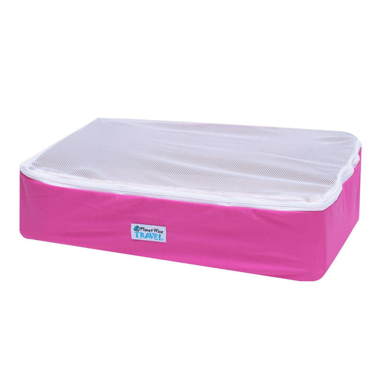 Planet Wise Packing Cube ~ Pink Escape