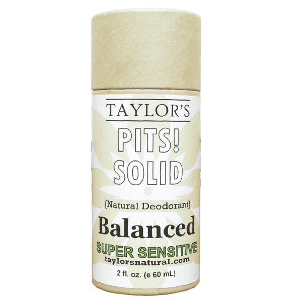Taylor's Pits! Stick | Balanced Super Sensitive
