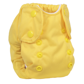 Smart Bottoms | Born Smart 2.0 ~ Basic Yellow