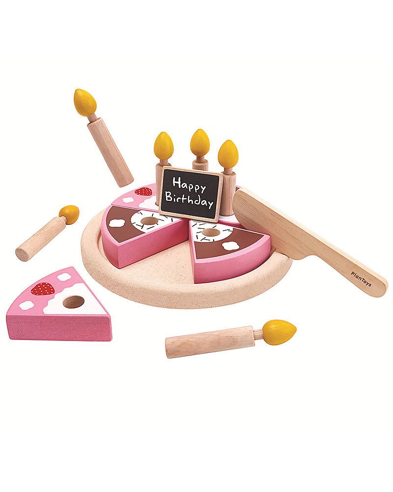 PlanToys - Birthday Cake Set