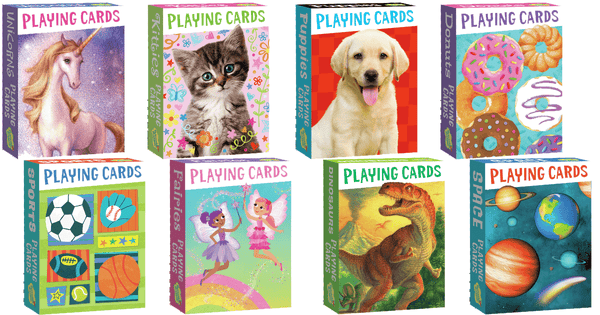 Peaceable Kingdom ~ Playing Cards