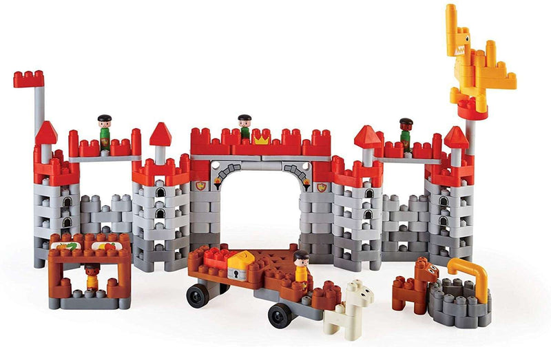 Hape | Poly M Build & Play ~ Medieval Castle