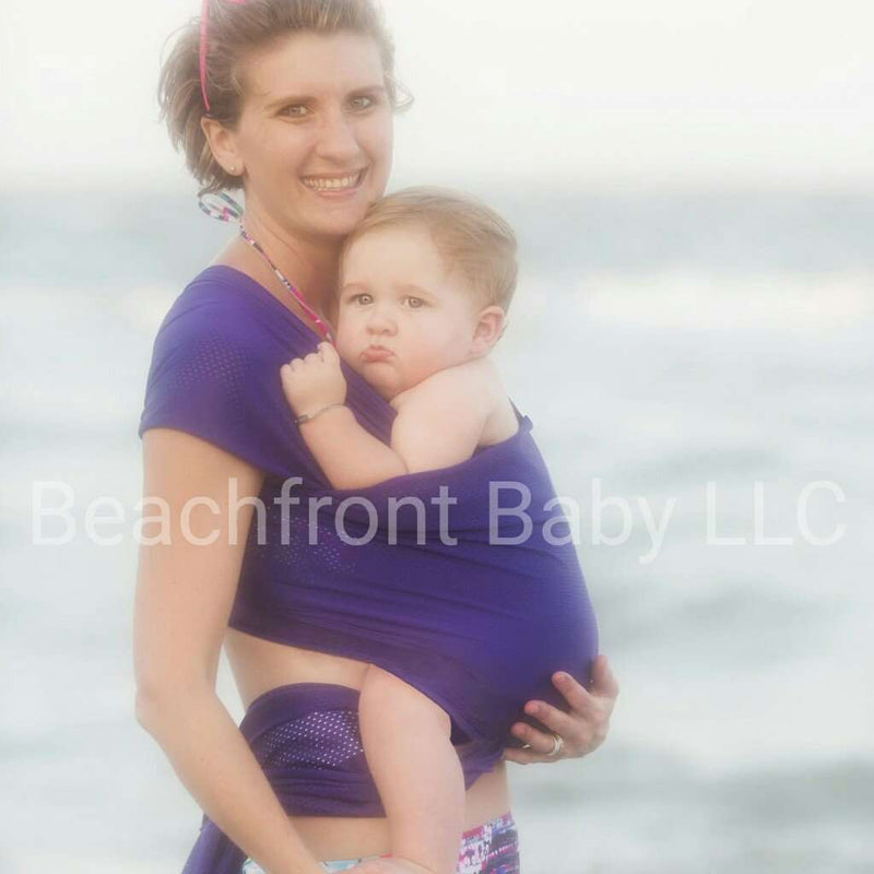 Beachfront Baby Wrap | One Size