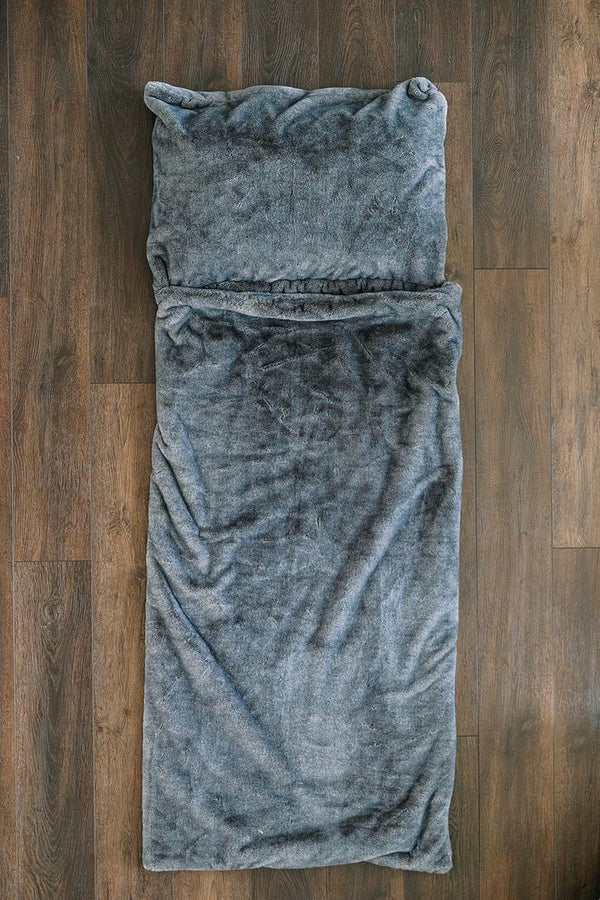 Saranoni | Chinchilla Grand Faux Fur Sleeping Bag