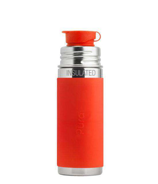 Pura Sport Jr. 9oz Vacuum Insulated Bottle with Sleeve