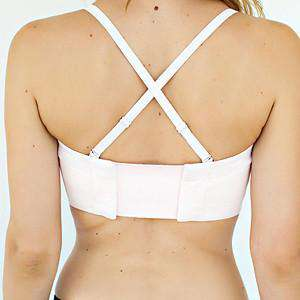 Simple Wishes Hands Free Signature Bra Pink