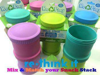 Re-Play Snack Stack Lid