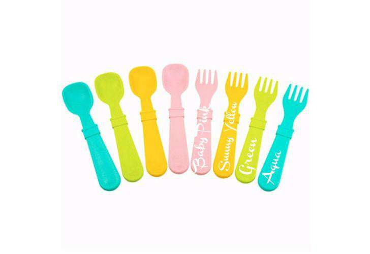 Re-Play Utensils | 8 Pack Mix