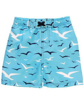 RuggedButts | Swim Trunks ~ Soaring Seagulls