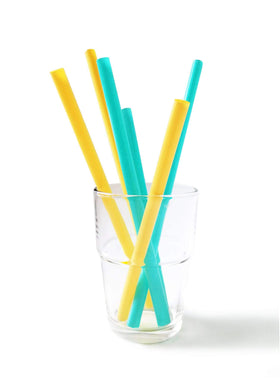 GoSili | Reusable Silicone Straws - The Sea Set