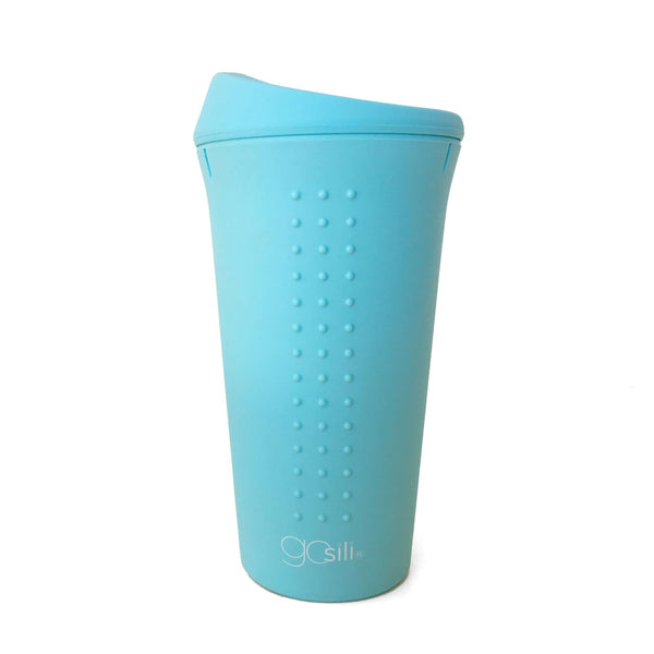 GoSili Silicone 16 oz Coffee Cup