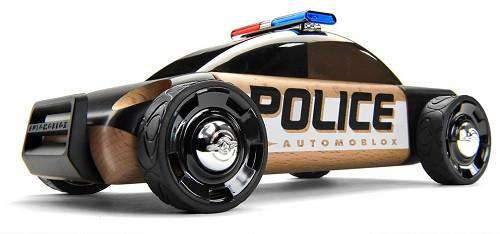 Automoblox | S9 Police Car