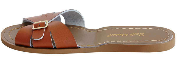 Salt Water Classic Slides | Tan (women's)