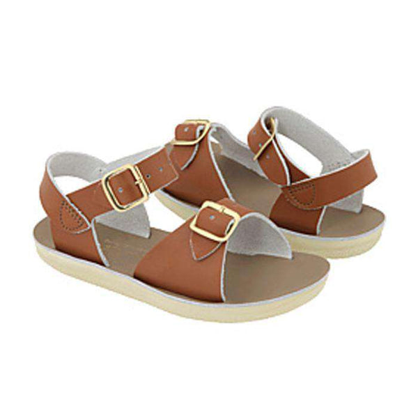 Sun San Surfer Sandal | Tan (baby/toddler)