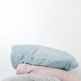 Saranoni Dream Collection | Heather Blue ~ Pillowcase
